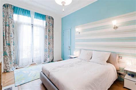 chambre bleu et blanc chambre en bleu et blanc
