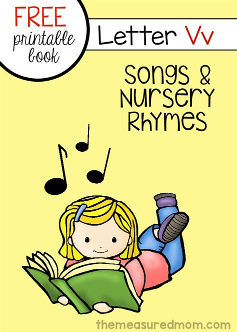 what rhymes with room rhymes songs for letter v letter v book the measured