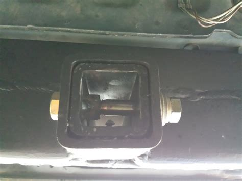 boat anchor hitch how to convert your factory hitch boat anchor to thru
