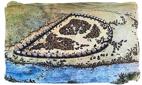 what changes were made to the bloody battle of blood river