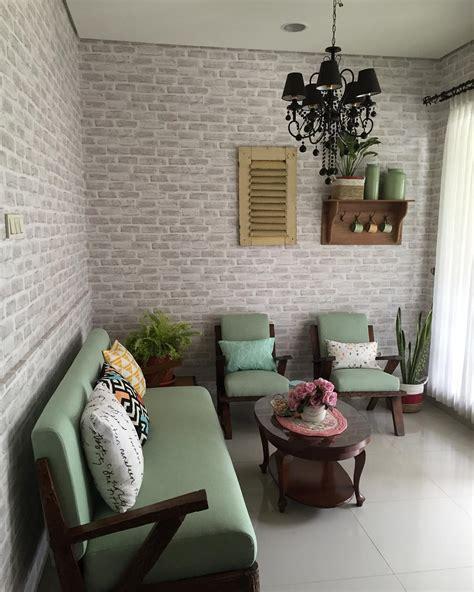 desain ruang keluarga desain ruang tamu vintage klasik ruang tamu minimalis