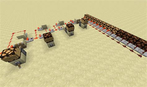 how to make a redstone capacitor redstone comparator official minecraft wiki
