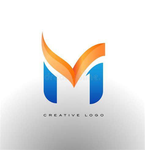 M Vector Logos Brand Logo - corporate letter m logo vector stock vector illustration
