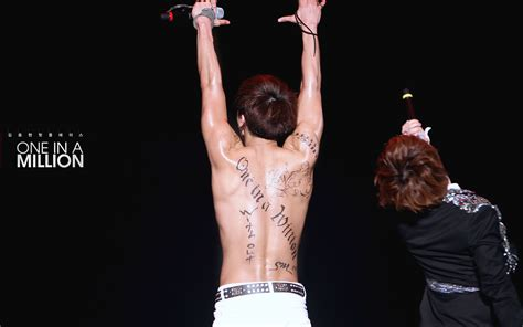 Jonghyun Fansite Tattoo | news jonghyun transforms fansite names into body tattoos