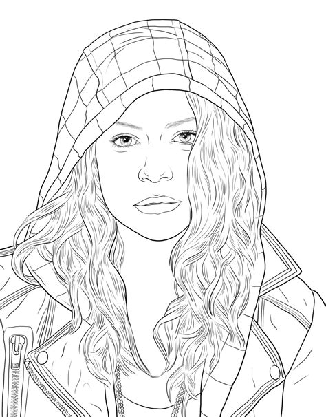 Orphan Coloring Pages orphan black the official coloring book book by insight