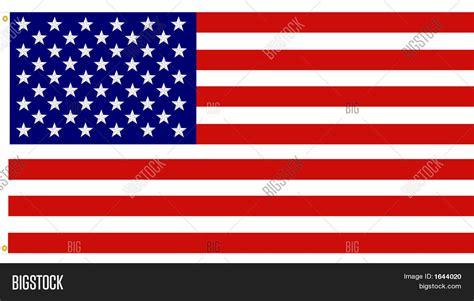 bid stock accurate american flag vector photo bigstock