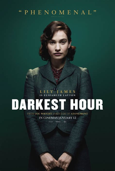 darkest hour sinopsis darkest hour 2017 teaser trailer