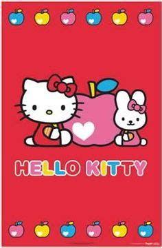 hello kitty apple wallpaper 1000 images about hello kitty posters on pinterest