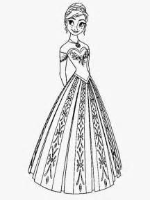 10 images princess anna frozen coloring pages princess anna elsa coloring pages disney