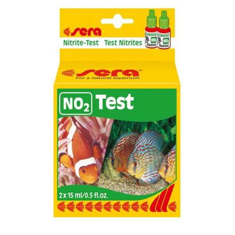 Sera No3 Test Kit sera no2 nitrite test kit discus madness