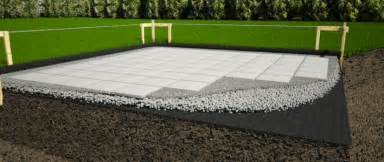 Paver Patio Base Paver Patio Base Patio Design Ideas