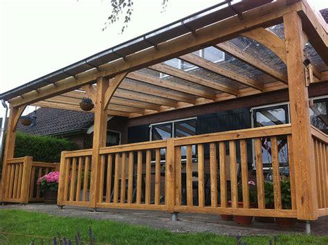 veranda zelf maken tuingenot veranda en overkapping zowel hout als