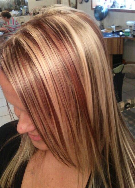 fall highlights for brown hair fall highlights hair pinterest