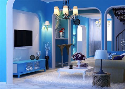 home decor paint ideas painting room with hues of blue