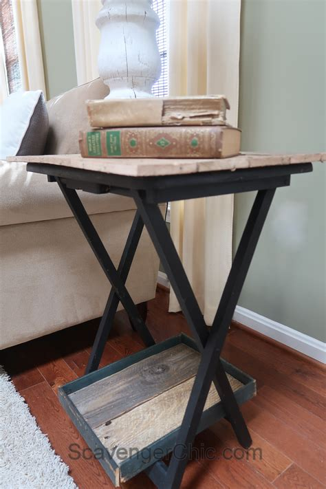 coffee tables  side tables scavenger chic