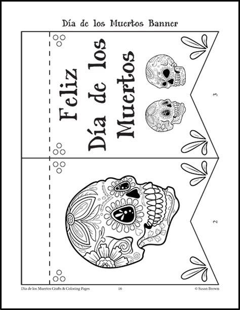 coloring pictures of dia de los muertos free d 237 a de los muertos coloring pages warm hearts