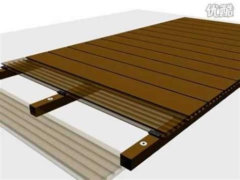 Wpc Wood Flooring Youtube