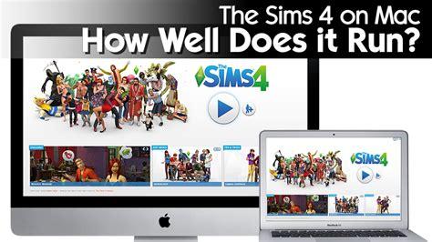 sims 4 mac wann the sims 4 on mac how well does it run mac performance