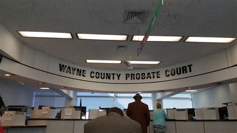 Wayne County Probate Court Search Wayne County Probate Court Courthouses 2 Ave Downtown Detroit Detroit