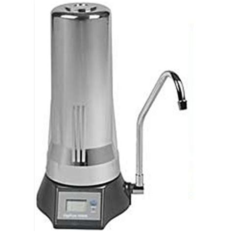 stefani stainless steel bench top water filter bunnings