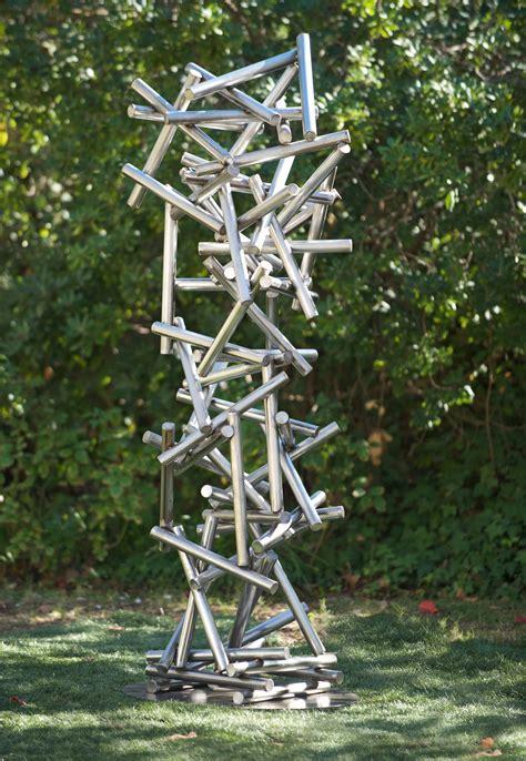 skulpturen garten modern image gallery modern garden sculpture