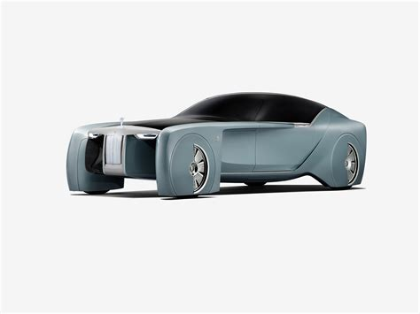 rolls royce vision rolls royce vision 100 concept
