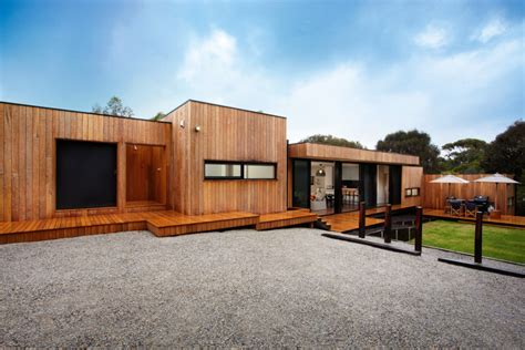 Two Bedroom Flat 15 fabulous prefab homes shipping container homes
