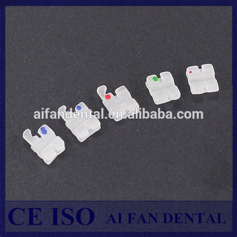 Bracket Classone Ceramic No Hook Class One Bracket Gigi aifan dental class one ceramic braces dental manufacturer orthodontic buy orthodontic