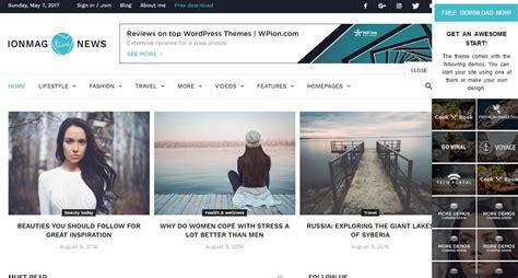 free wordpress themes user friendly 5 best free wordpress responsive seo friendly themes 2017