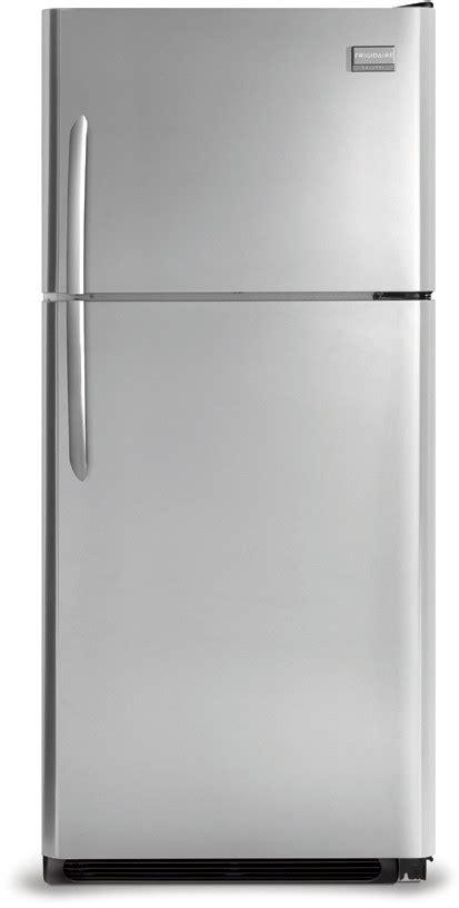frigidaire freezer shelves frigidaire fght2146kf 20 6 cu ft top freezer