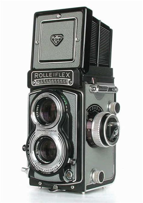 Rolleiflex T Type 1 Grey Maier rolleiflex t type 1 gray club rollei user