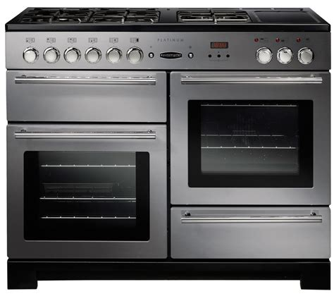 Oven Gas Platinum buy rangemaster platinum 110 dual fuel range cooker