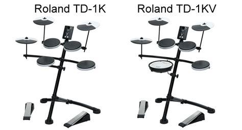 Drum Elektrik Roland Td1 Kv roland td1 k dan td1 kv entry level drum kit elektrik dari