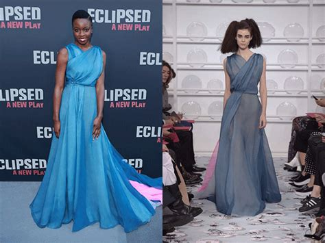 Catwalk To Carpet Sag Awards by Runway To Carpet In 2016 Couture