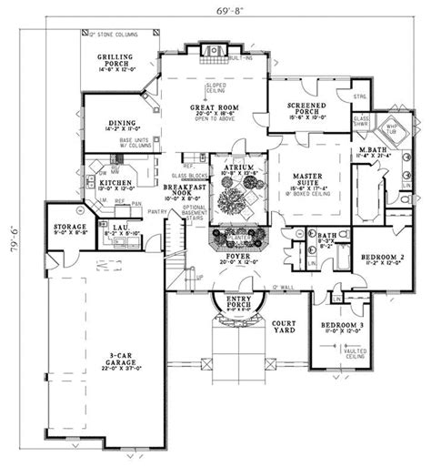 standard house plans volterra mediterranean home plan 055d 0786 house plans and more