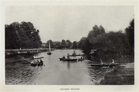 thames ditton river boats the project gutenberg e text of the skirts of the great