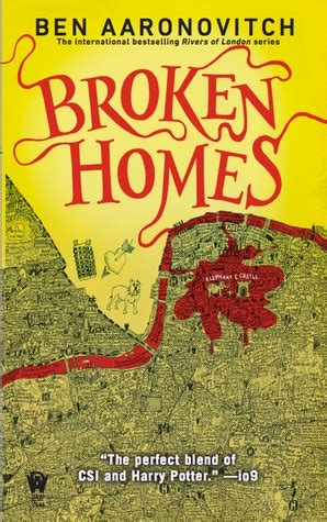 benjamin s sale of goods books broken homes grant 4 by ben aaronovitch