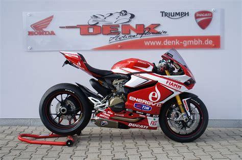 Motorradvermietung Passau by Umgebautes Motorrad Ducati 1199 Panigale S