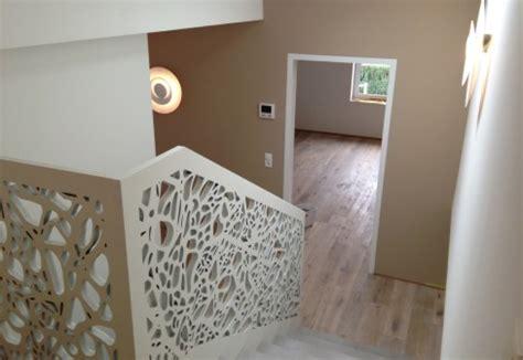Treppengeländer by Mdf Perforation Treppengel 228 Nder By Bruag Stylepark
