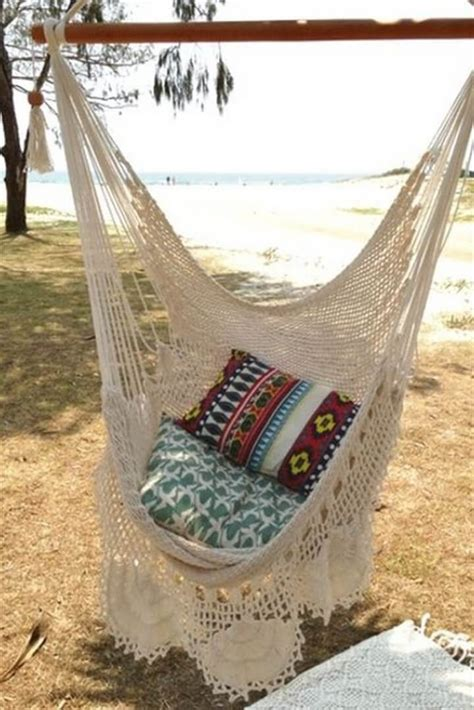 Crochet Hamac by 15 Crochet Hammock Free Patterns Diy To Make