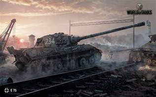 pics of wallpaper e75 world of tanks wallpapers hd wallpapers