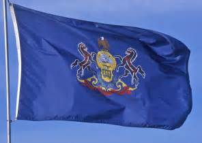 of pennsylvania colors pennsylvania state flag 5 x 8 polyester