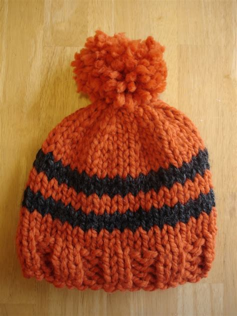 pm abbreviation knitting fiber flux free knitting pattern toddler rugby hat