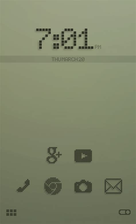pc games themes for android retro lcd smart launcher theme android apps on google play