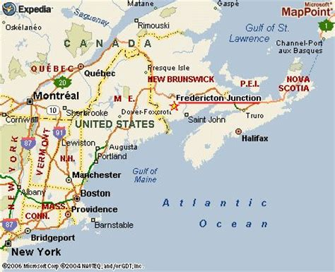map of maine usa and new brunswick canada pin by sprague on way downeast