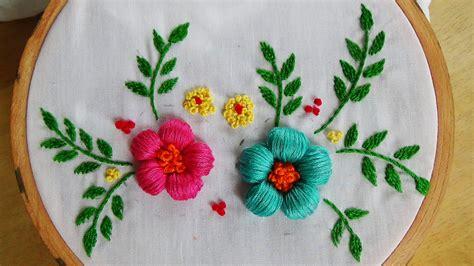embroidery how embroidery puffed satin stitch shagufta