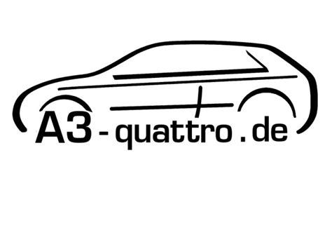 Audi Quattro Aufkleber Anbringen by Neu Im Shop Seitenverkehrte Logo Aufkleber F 252 R Die