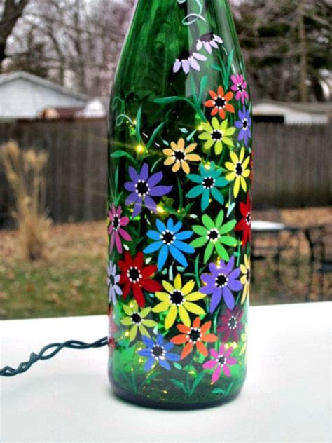 lady greenwise reuse holiday lights year round for green 25 best ideas about wine bottle ls on pinterest wine