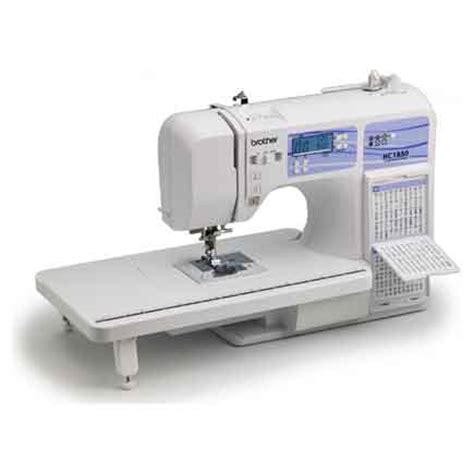 amazon.com: brother hc1850 computerized sewing and