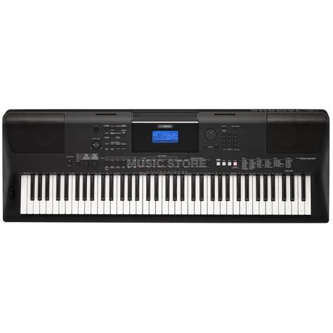 Keyboard Orgen Yamaha yamaha psr ew400 digital keyboard